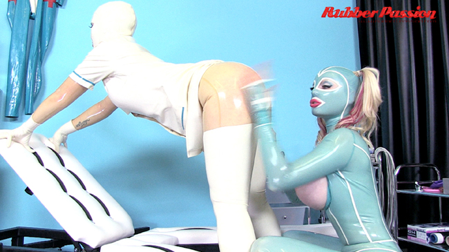 'Lucy's Rubber Clinic' (Series 2) Pt:2