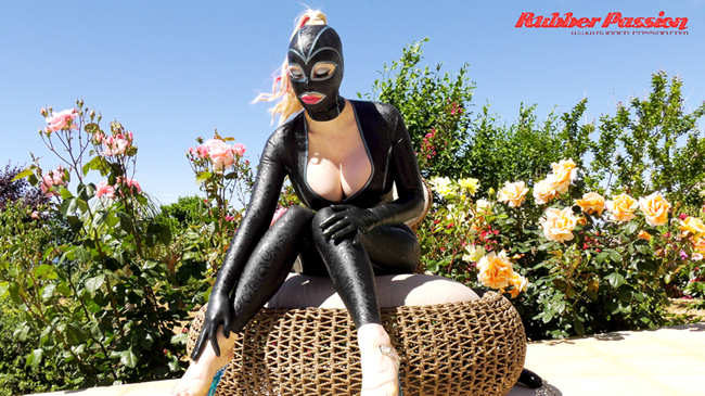 'Greek Rubber Doll'
