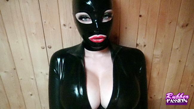 'Hot Rubber Sauna Fun' Pt:1