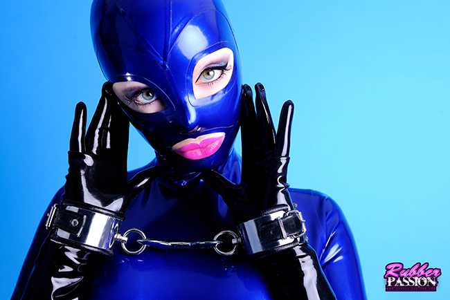 'Cuffed Blue Doll' – Gallery