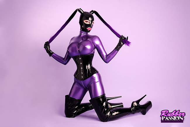 'Purple Passion Doll' (Gallery)